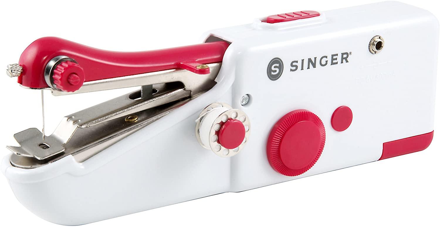 portable sewing machine image