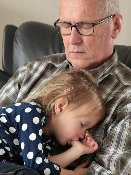 grandparent sleep